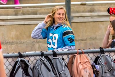 2019-10-25 Butler High School Football VS Hickory Ridge - Homecoming
