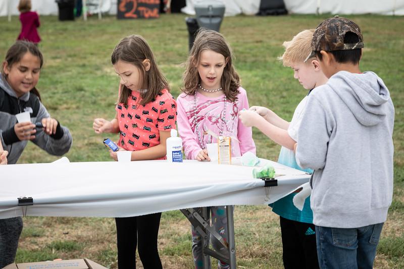20191006 Unionville Community Fair Tech Tent