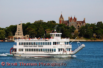 1000 Islands Tour Boats