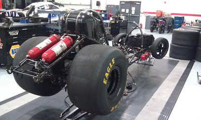 Don Schumacher Racing Shop Tour - Brownsburg, IN - 6 Dec. '12