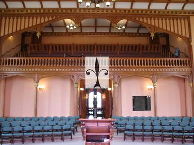 LOUISIANA OLD STATE CAPITOL MUSEUM Senate Chambers