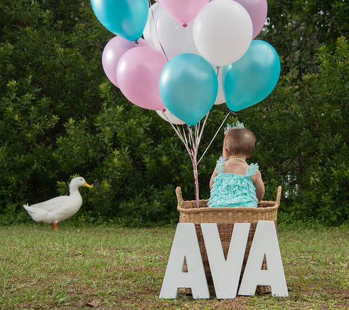 Ava 11th Month