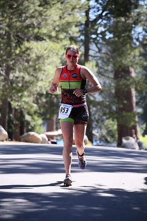 Donner Lake Tri Olympic/Half Run