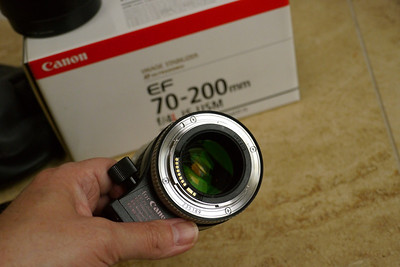 canon 70-200 F4 L IS USM