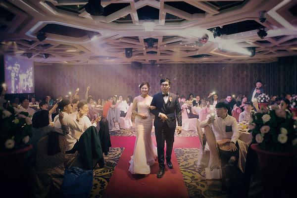 潮港城國際美食館| 結婚之喜 | My Darling 寵愛妳的婚紗