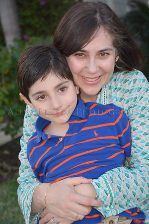 SANDEL FAMILY : DEC 14