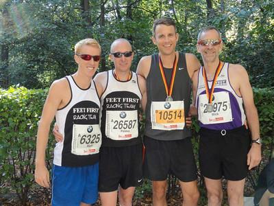 Striders At: Berlin Marathon