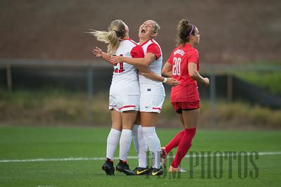 Rutgers Women v Stony Brook 08-22-2014