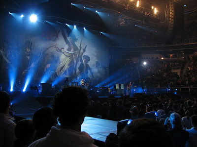 Coldplay - 18 Jul 08 - HP Pavilion - San Jose, CA
