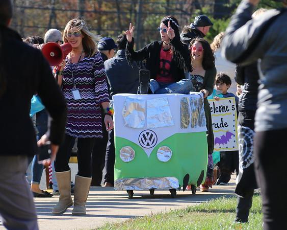 10-31-17 Jack & Rylie School Halloween Parade