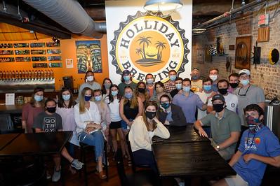 Craft Beer Visits Holliday Brewery