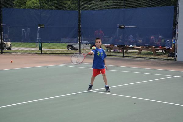 Tennis Week 6