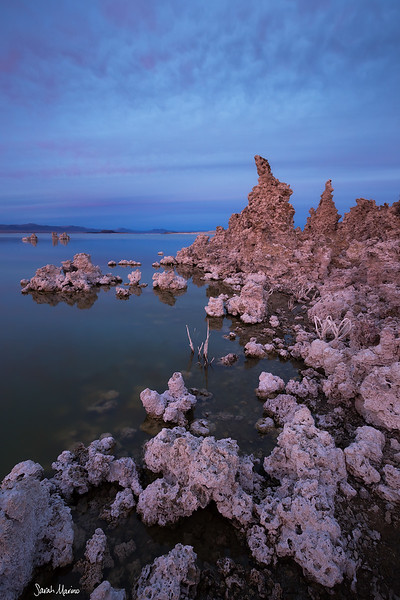 Twilight Tufa