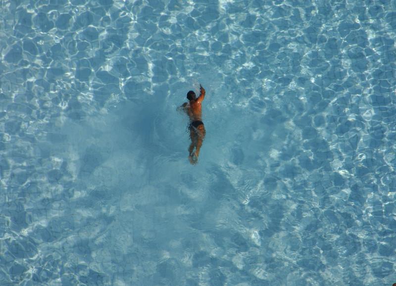 Olympic Pool, Barcelona, Spain