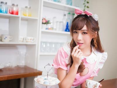 Serena Ng@女僕cafe