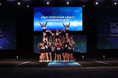 19. Fruit Cove Starz Legacy Jacksonville FL Emerald - Junior