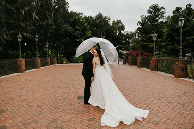 Arianne and Robert Wedding