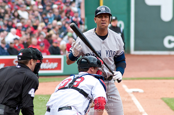 Opening Day Yankees
