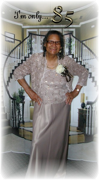 *Happy 85th  Birthday* Grace Alston