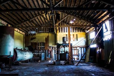 Old Industrial & Rustic
