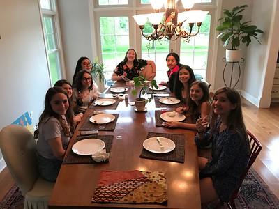Isadora's Party