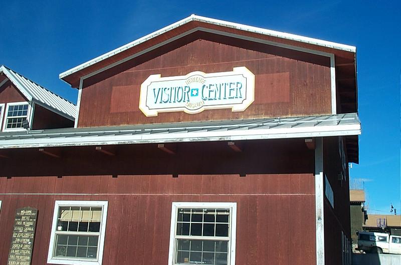 Visitor Center in Idaho Springs, CO