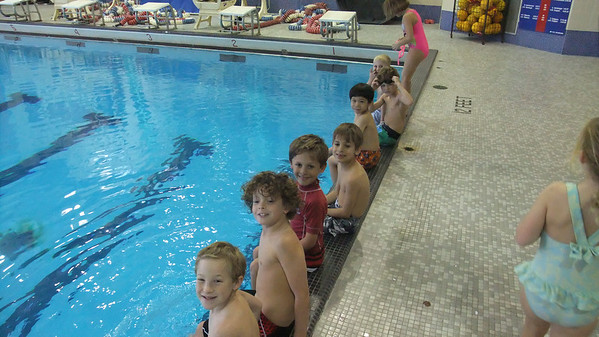 1J Swimming