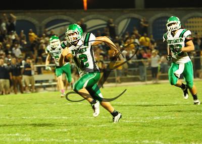 Huntington- WHS football 2014-15