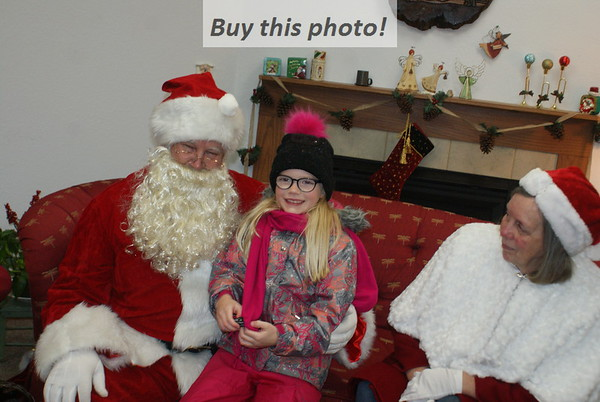 Santa Claus in Sunburg 12-14