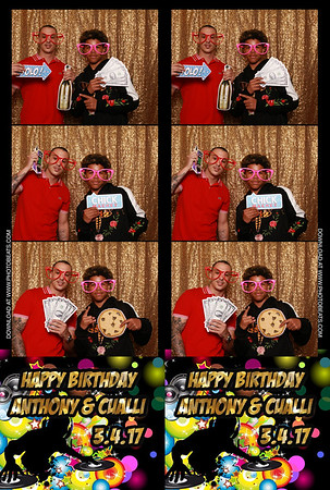 2017 Anthony & Cualli Birthday Party