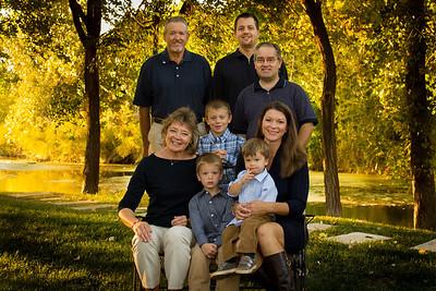 Nye Family Shoot Fall 2013