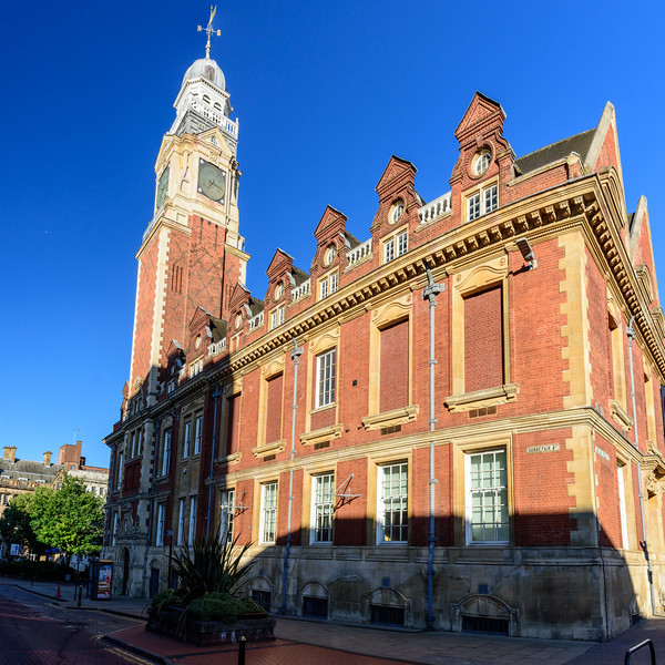 Leicester Town Hall