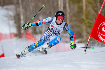 Giant Slalom: Boys Run 1