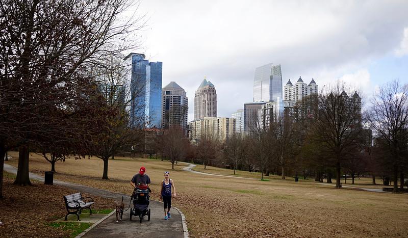 Atlanta GA - Piedmont Park