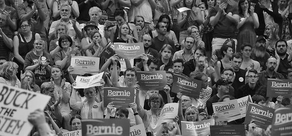 A Temporary Democrat For Bernie (11/8/15)