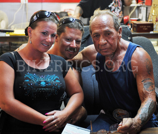 SONNY BARGER, STUGRIS 2010, HIS NEW BOOK