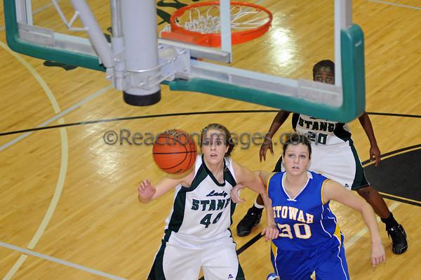 2008/09 KMHS Girls Varsity Basketball: vs. Pope, Kell, Etowah & E. Paulding