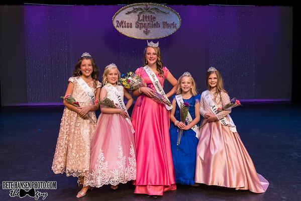 Little Miss Spanish Fork 2019