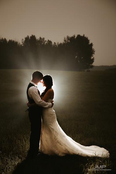 Lyndsi + John - wedding
