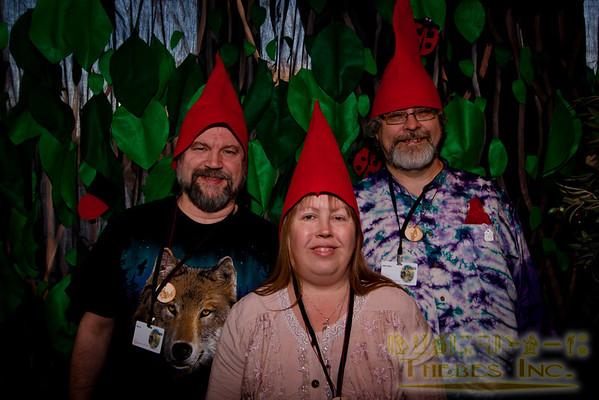Norwescon 34 - Saturday - Party Gnome VIP event