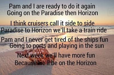 Cruise November 2018 - Carnival Paradise