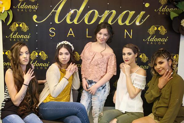 Adonai Salon Promo Session
