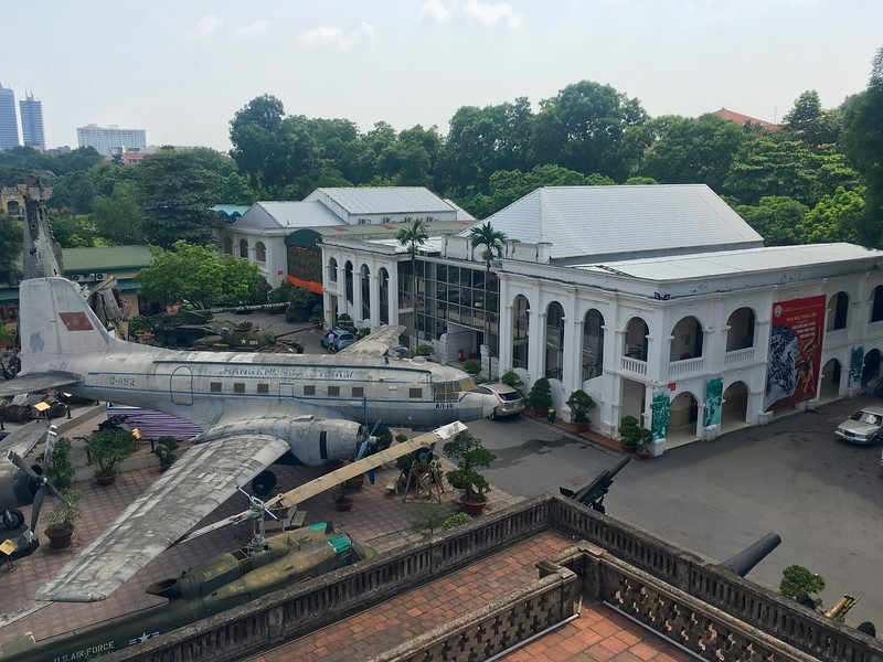 Military History Museum - Things to do in Hanoi