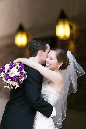 amanda + garrett wedding