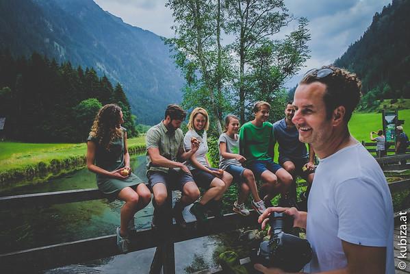 M. O. Steiermark Tourismus - Wasser, Schladming/Ramsau - 25.07.2018