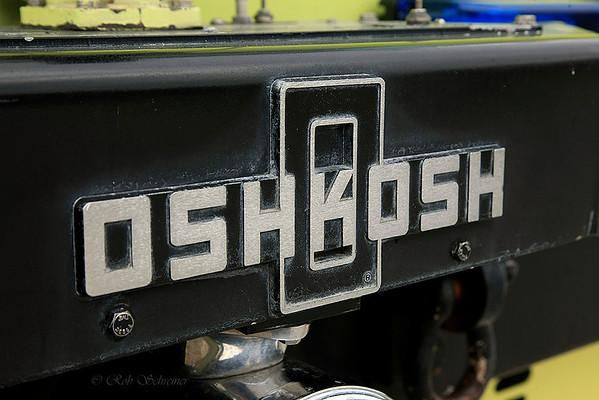 Quad 2 Oshkosh crash truck