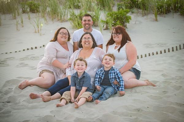 Steph Family Beach