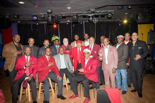 Kappa Alpha Psi 2018