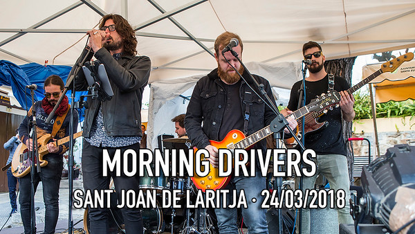MORNING DRIVERS SANT JOAN