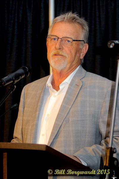 Ed Harris, incoming ACMA President - ACMA Awards Show 2015